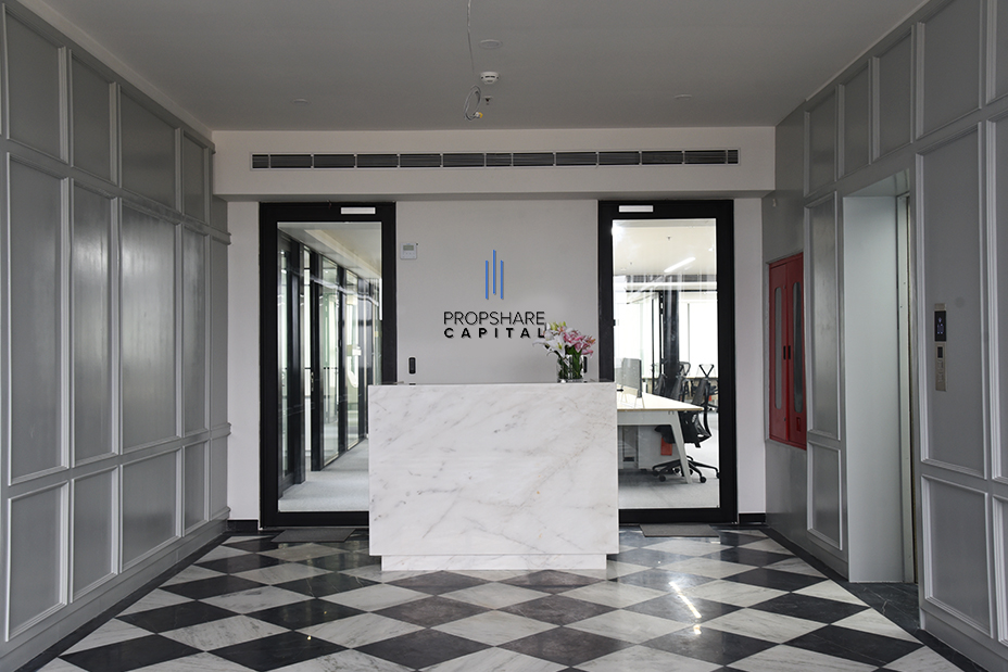 investor lounge of propshare capital